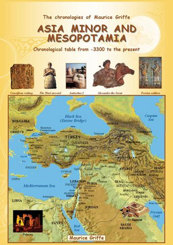 ASIA MINOR AND MESOPOTAMIA